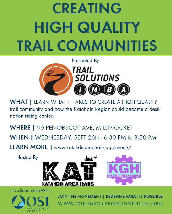Trail Community New